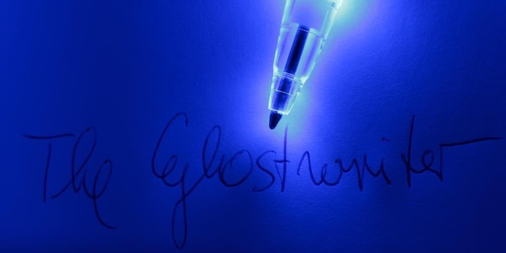 Ghostwriter Bewerbung