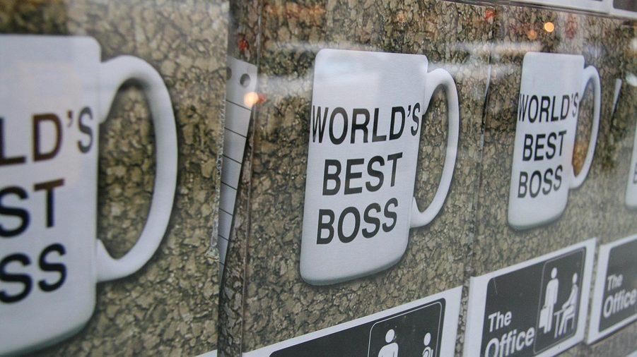 Kontakt zum Chef