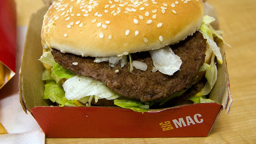 Big-Mac-Index