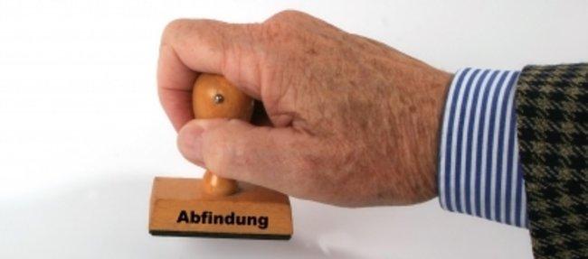 Abfindungen in Deutschland