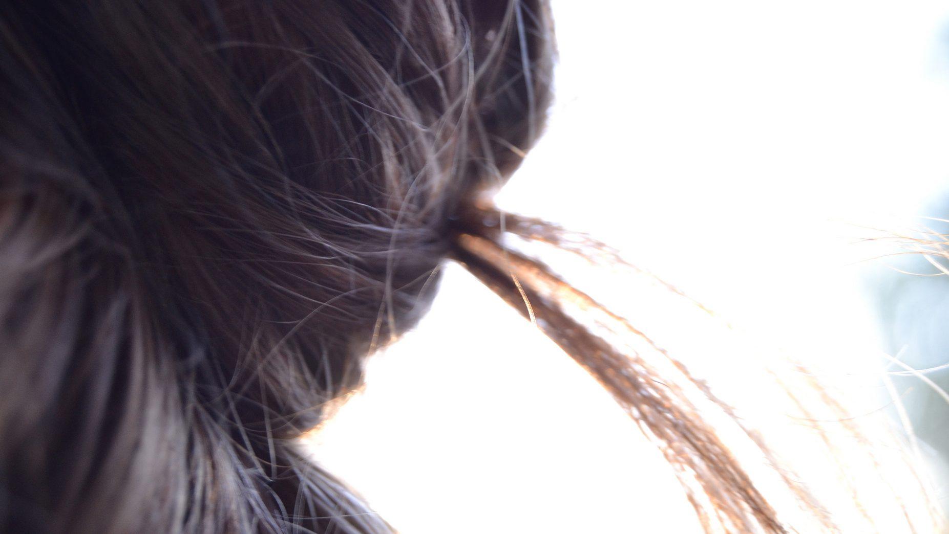 richtige Frisur