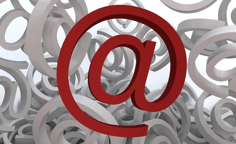 E-Mails keine Produktivitätsbremse