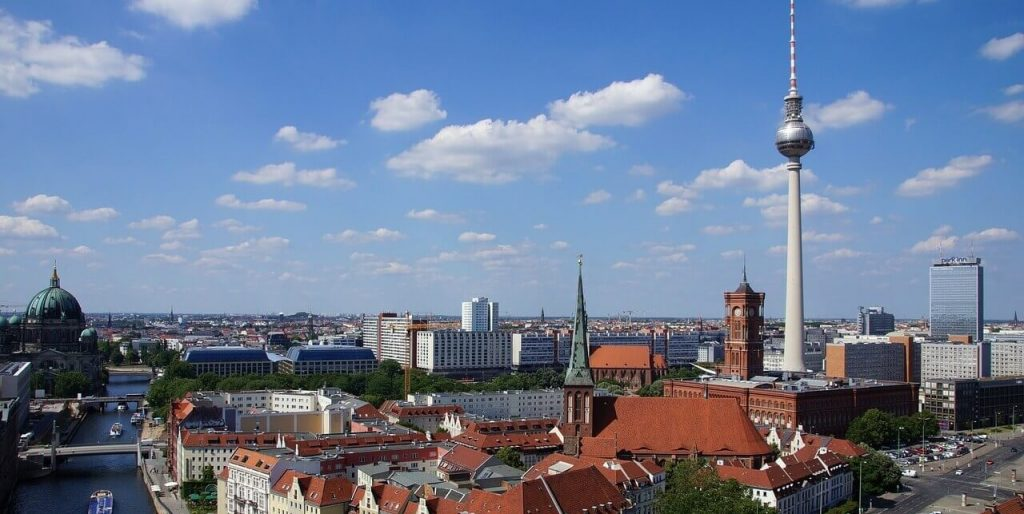 Start-up-Stadt Berlin