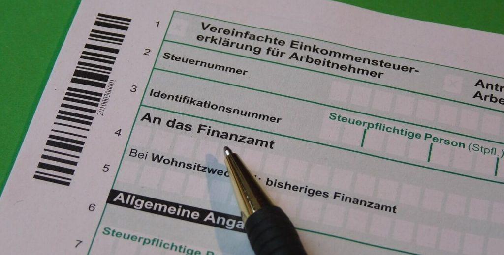 steuerhinterziehung